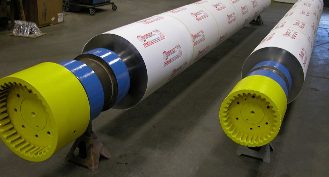 Reel Spool Rolls Winchester Precision Technologies